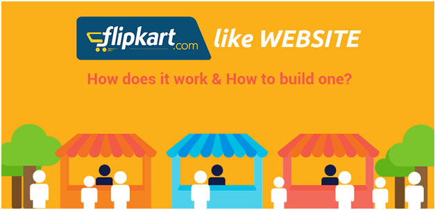 flipkart like website