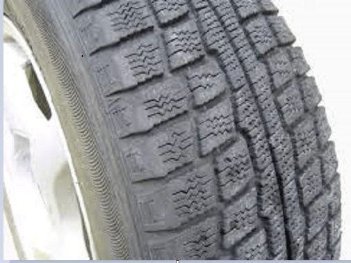 friction winter tyres