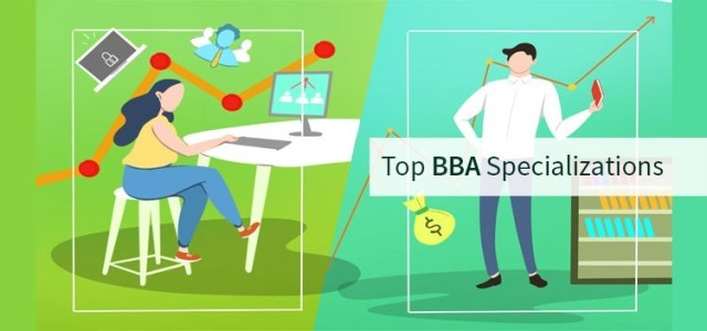 Top 7 BBA Specializations in India