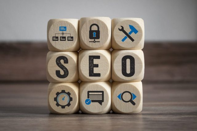 SEO marketing in 2021