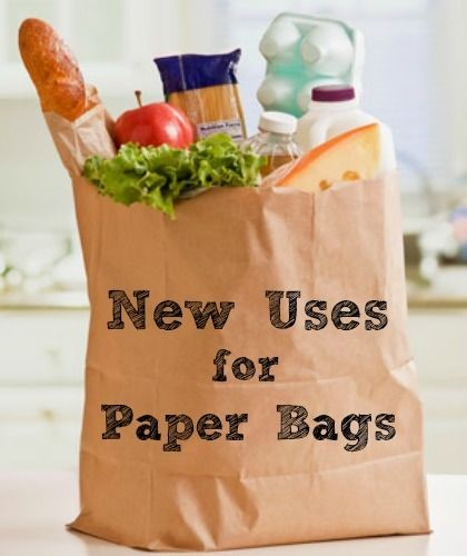 Know the benefits of using paper bags for the environment