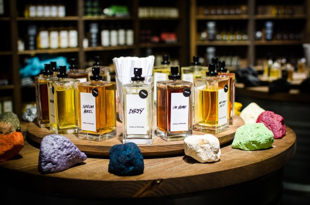 perfume bottle manufacturers