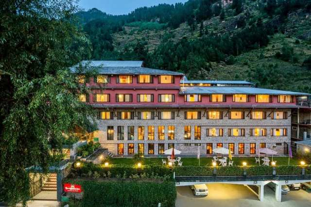 Manali's Top 10 Resorts