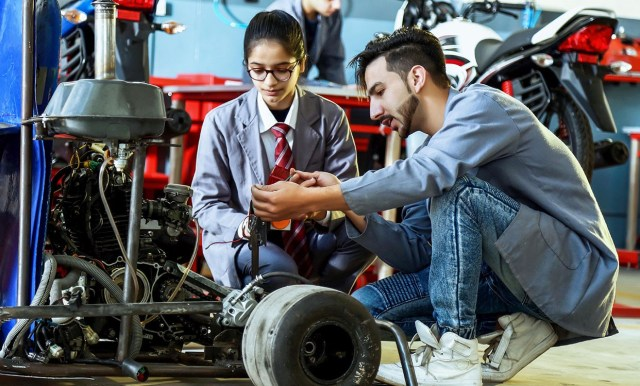 Automobile engineering course details