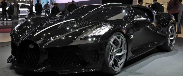 Top five Most Expensive Vehicles in 2021