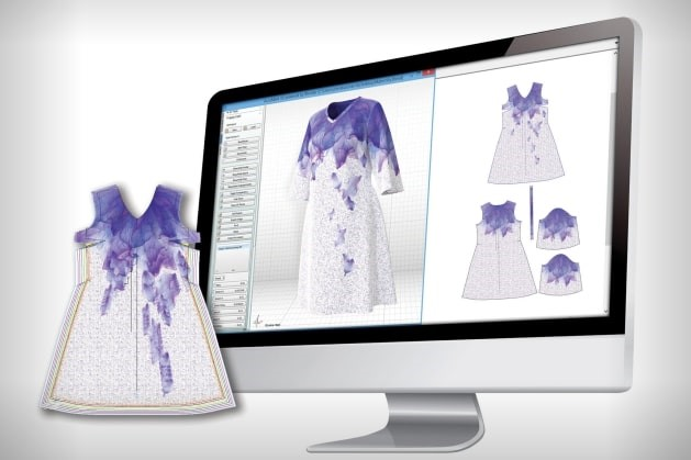 What is the role of technology in fashion designing?