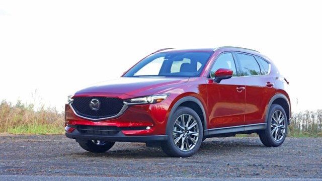 Standard and Available Features Offered in the 2021 Mazda CX-5