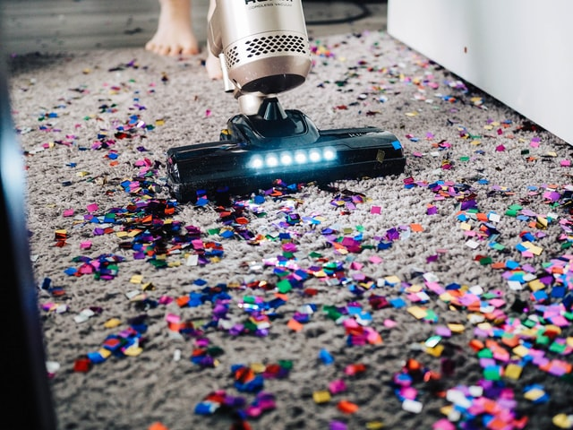 7 Smart and Easy After Party Home Clean Up