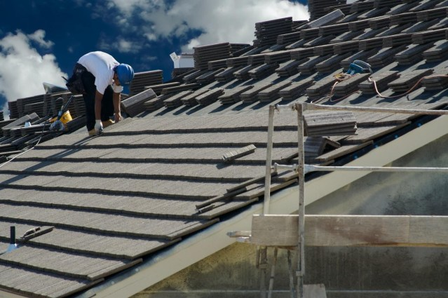 Inspect roof leakages