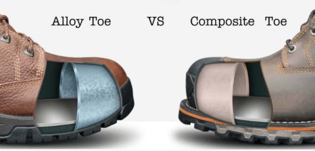 Types of Safety Shoes for full Protection