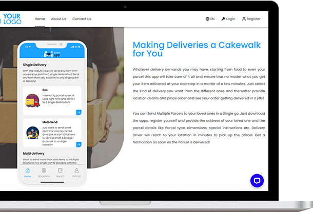 Postmates clone: Features and importance