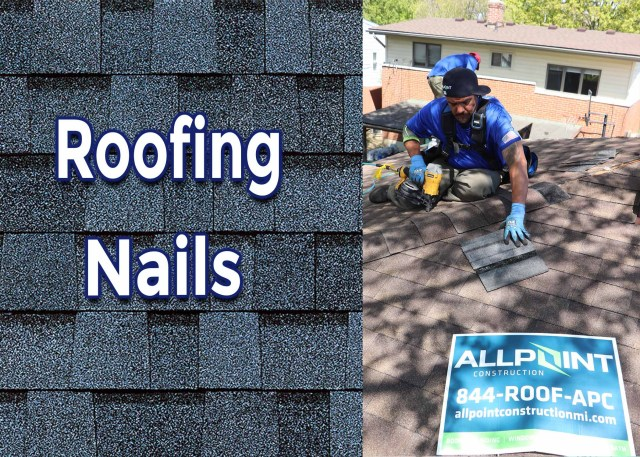 Different Types of Roofing Nails for Roofing Projects