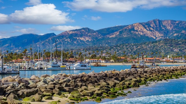 8 Most Visited Places in Santa Barbara
