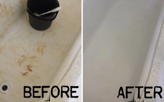 What Causes Yellow Stains In Bathtub? Explained!