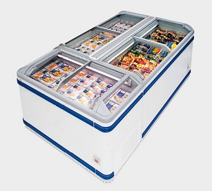 How to choose the right display freezers for your supermarket?