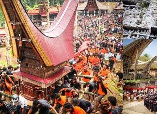 Rambu Solo, Toraja's Funeral  Destination - Sulawesi