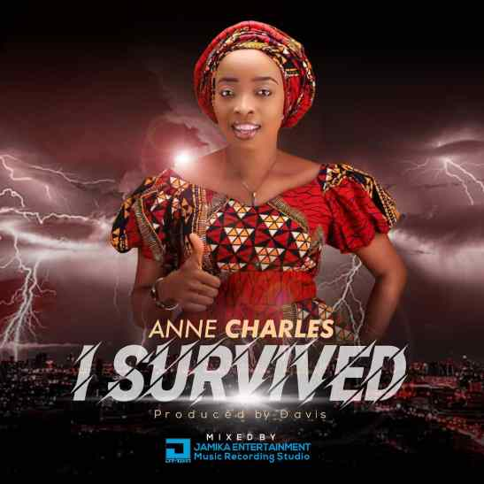 "anne-300x300 Anne Charles Unveils First Studio Album Artwork  Titled ""I Survived"""