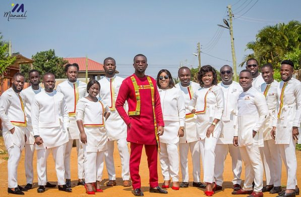 IMG_0823 TRENDING: Photos from Joe Mettle and Selassie's Engagement Ceremony