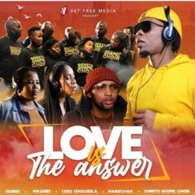 [MP3 DOWNLOAD] Love Is The Answer – Mariechan ft. Lebo Sekgobela
