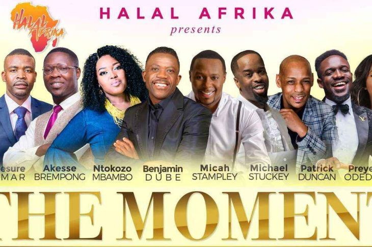Halal Africa to feature Ghana's Akesse Brempong and others in The Moment Album