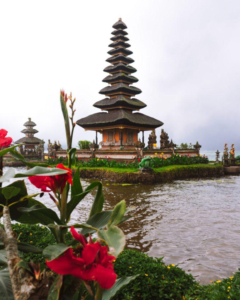 Ulun Danu Beratan Temple Munduk