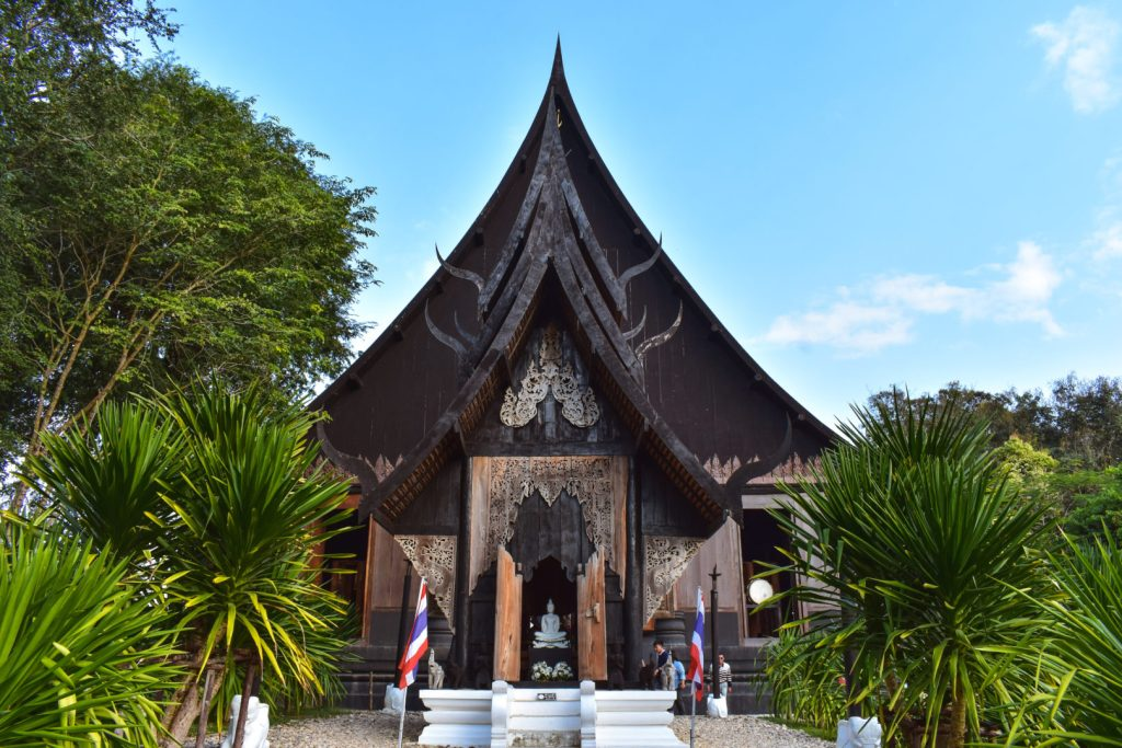 Black House Chiang Rai Museum