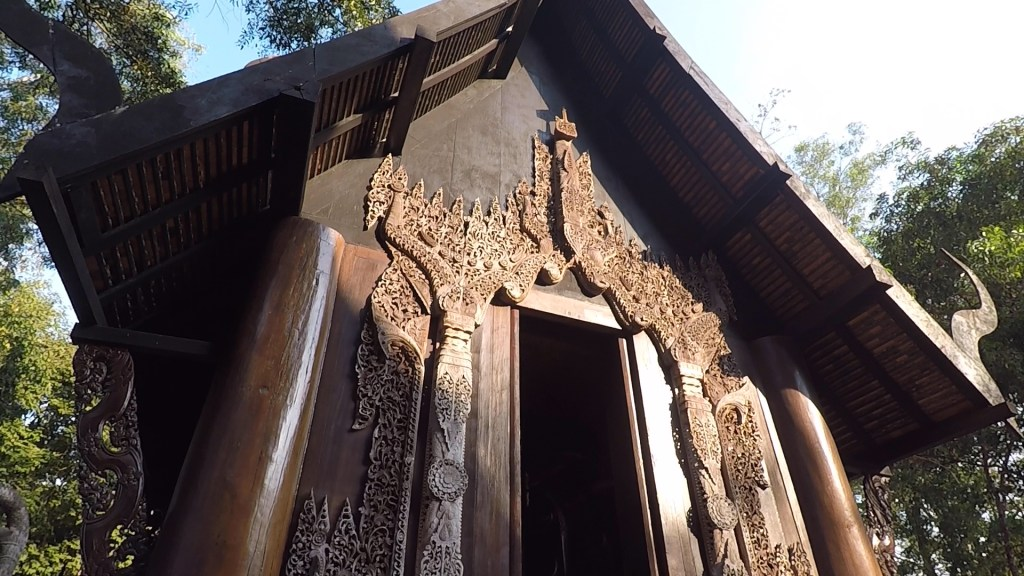 Black House Museum Baandam Artspace Chiang Rai