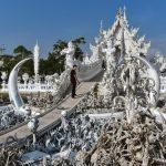 White Temple Chiang Rai Dress Code