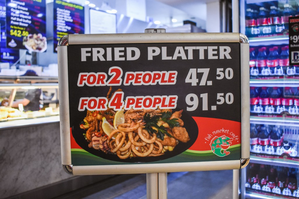 fried platter for 2 people