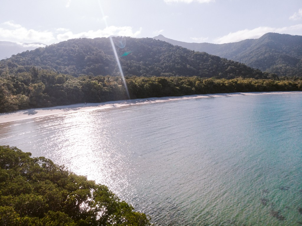 Cape tribulation viewpoint