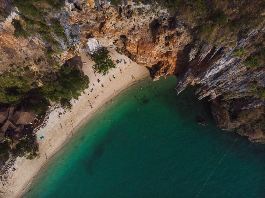 Railay beach things to do