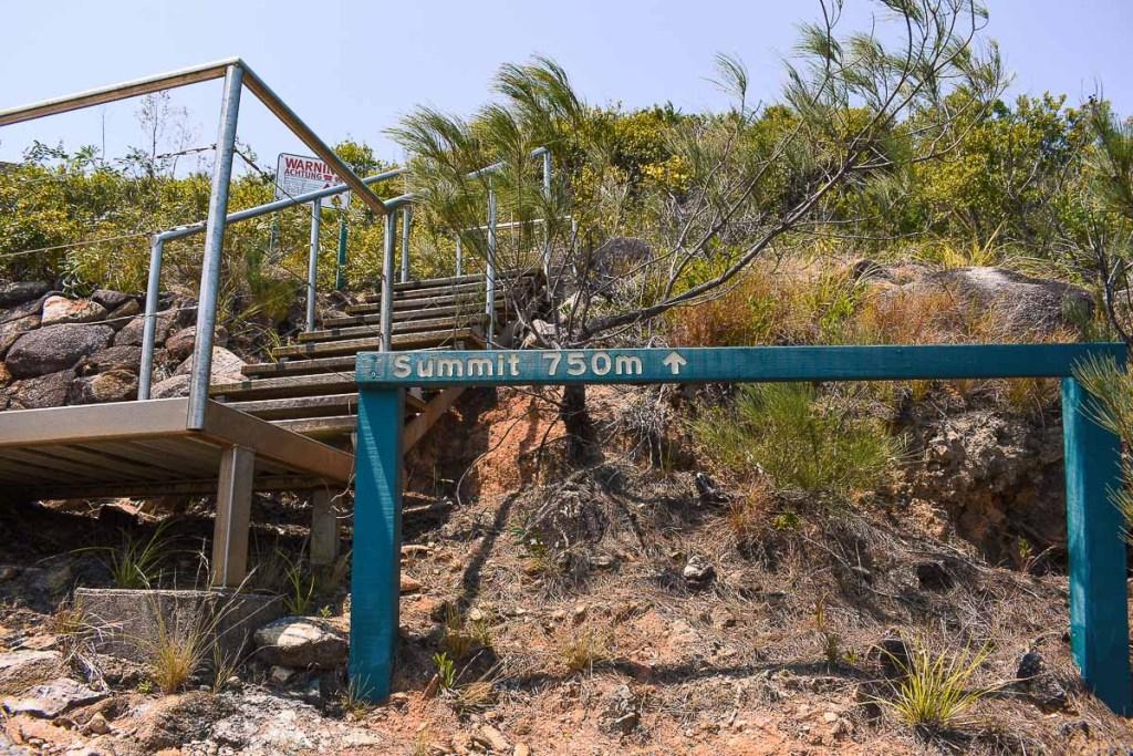 Fitzroy Island Lighthouse Summit