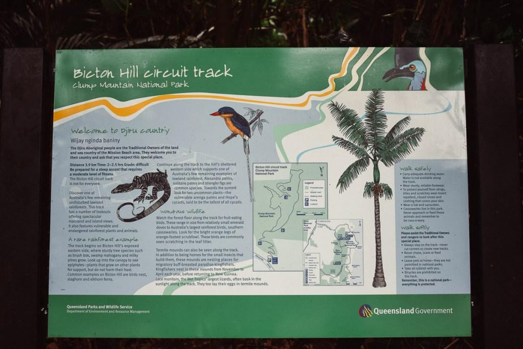 bicton hill circuit track