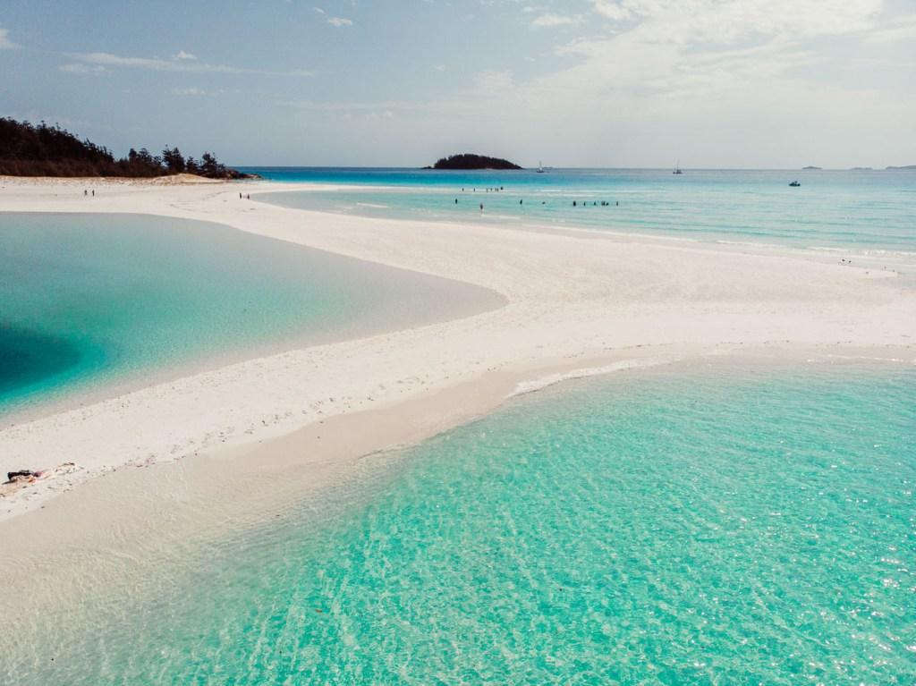 Paradise on Whitehaven Beach