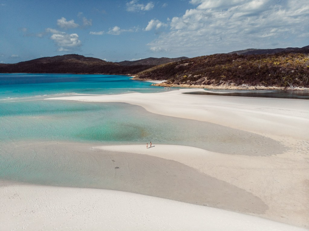 Our quick guide to backpacking Whitsundays