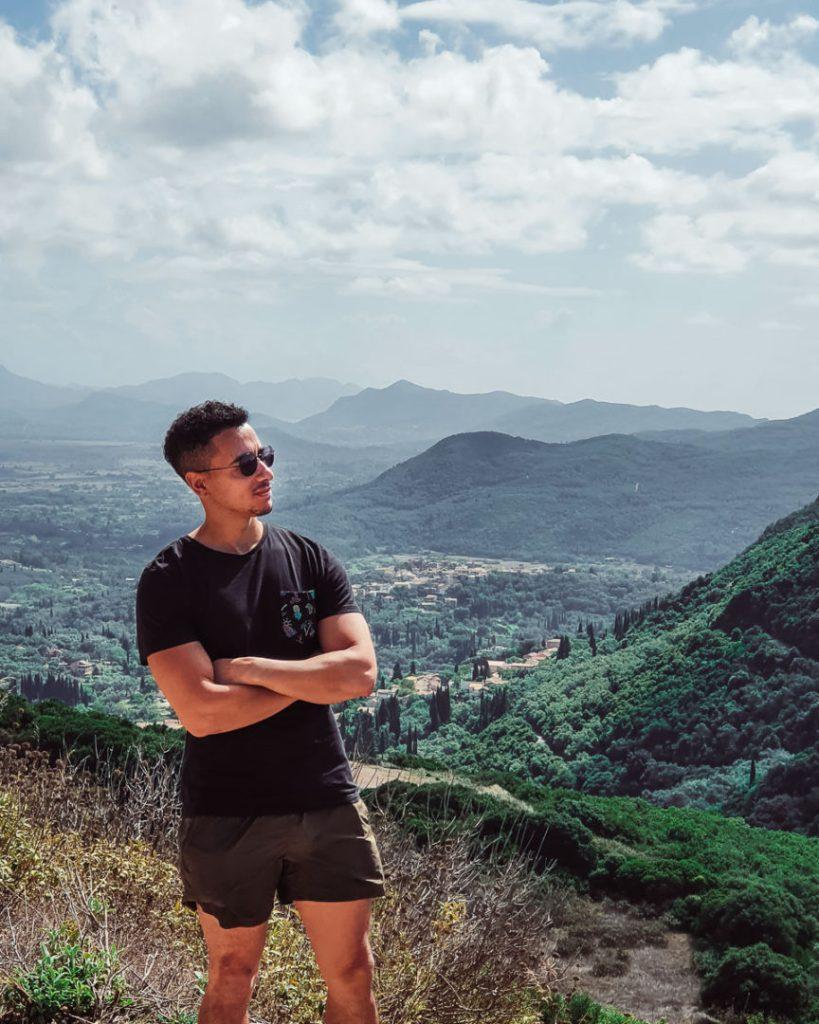 Explore Ruin of a Villa Paleokastritsa