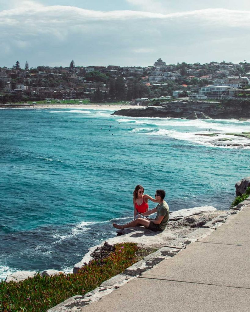 How to get to the Bronte Baths
