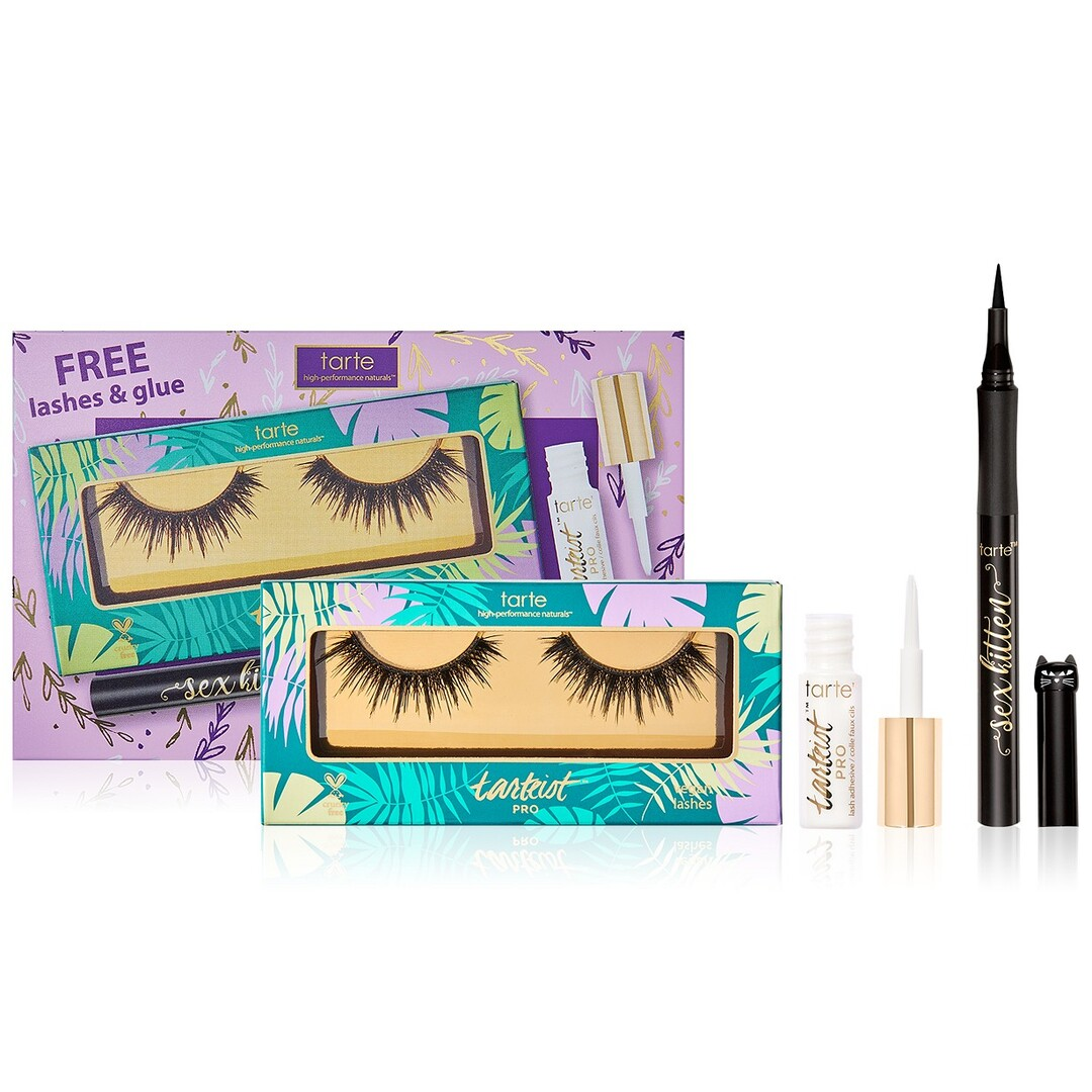 False Eye lash Gifting set