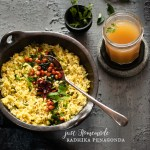 Maavinkayi Pudina Chitranna | Raw Mango and Mint Rice