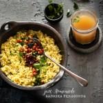 Maavinkayi Pudina Chitranna   Raw Mango and Mint Rice