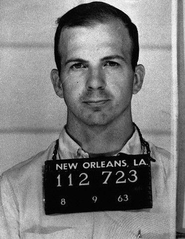 Lee Harvey Oswald New Orleans mug shot 1963