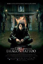 """Noomi Rapace as """"The Girl With the Dragon Tatoo"""" Stieg Larsson movie"""
