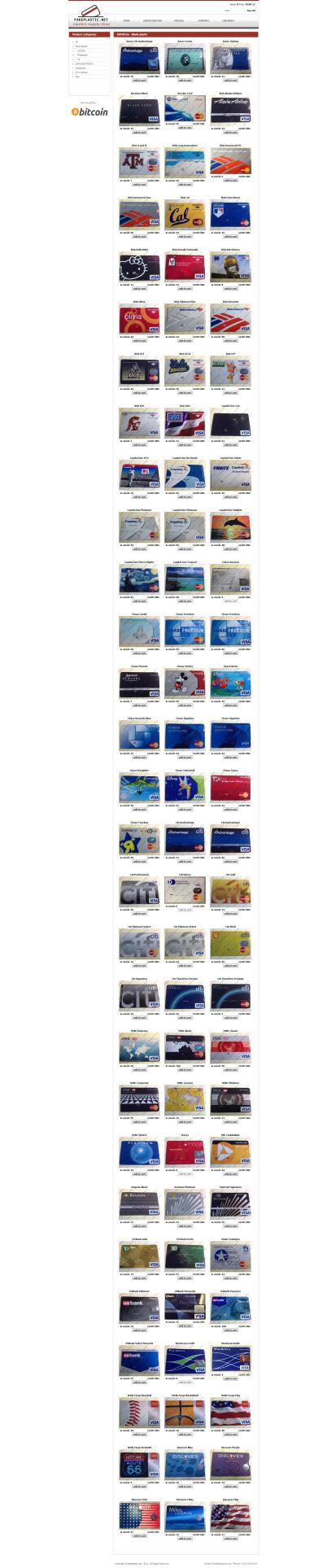 Three Charged With Operating Online Counterfeit Credit ...