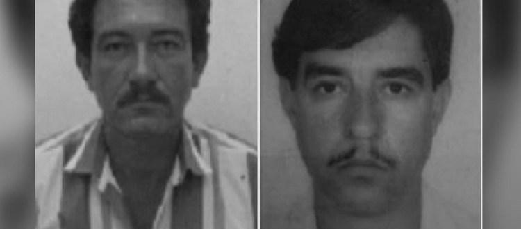 Gonzalo y Humeberto Zarate Triana