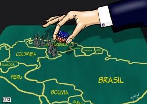 Intervenciòn EEUU a Venezuela