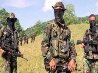 Fuente: video A pesar de la negociación con las FARC otros grupos continúan amenazando la seguridad de los colombianos (YouTube)