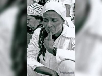 Ana Fabricia Córdoba lideresa y defensora de derechos humanos