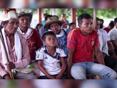 Indígenas Sikuani