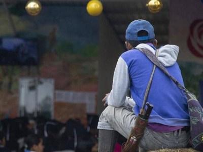 Garantías de vida FARC
