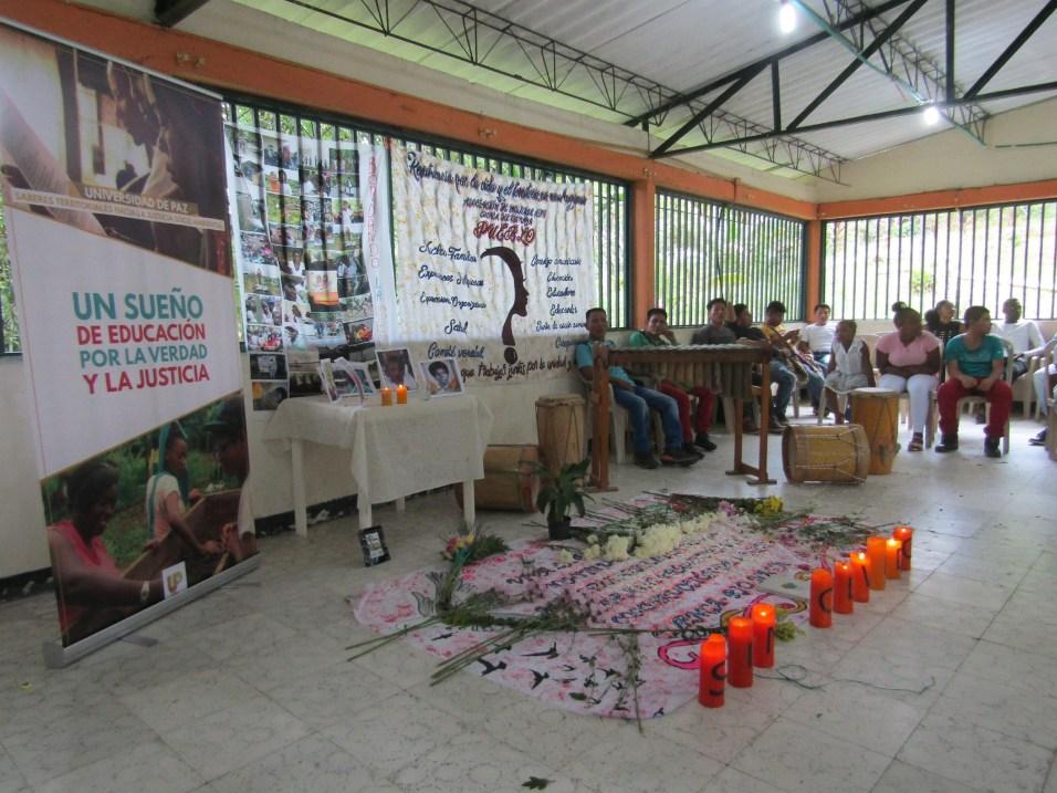Memoria Naya Sin Olvido. Gabriel Galindo/ Comisión Intereclesial de Justicia y Paz